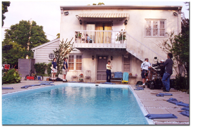 Paradise Pool and Spa LLC Hired By Hollywood